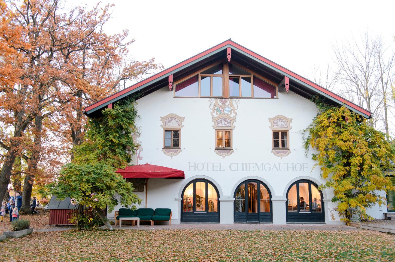 Heiraten im Chiemgauhof am Chiemsee