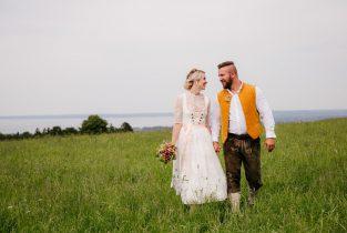 Heiraten auf der Seiseralm am Chiemsee