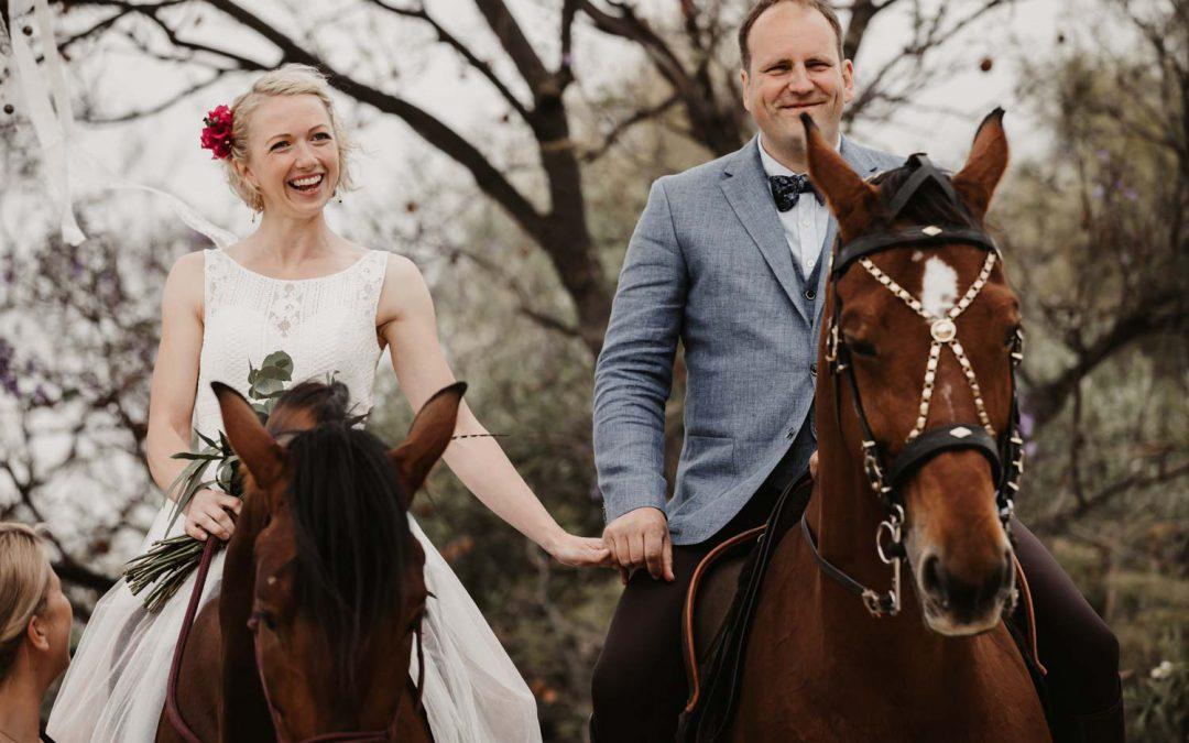 """Natürlich """"Ja"""" sagen – von der Natur inspiriert die Hochzeit planen!"""