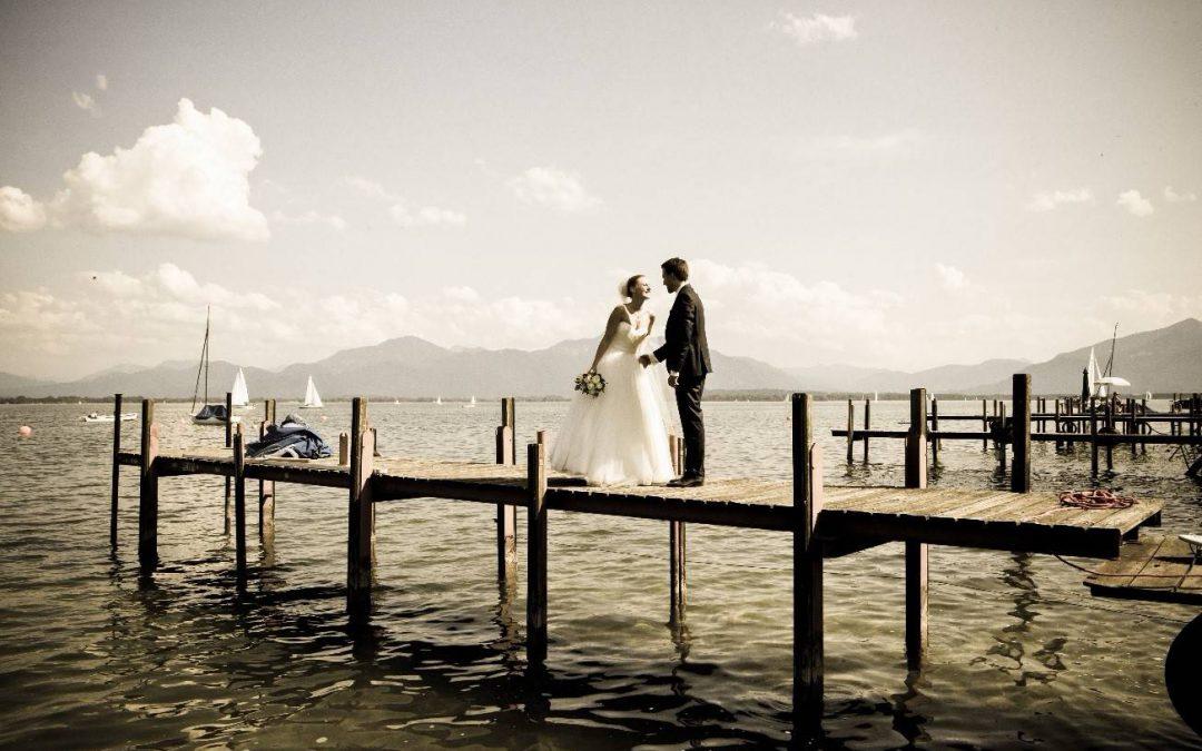 Aus dem Nähkästchen geplaudert: Heiraten auf der Fraueninsel