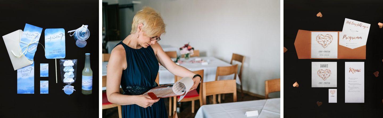 Mrs Right München Hochzeitsplanung Papeterie