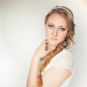 Hair & Make up Artist Sabine Stadler, Kathleen John Fotografie, Brautsstyling Traunstein